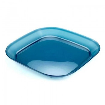 GSI Outdoors Infinity Plate Square Blue 23cm