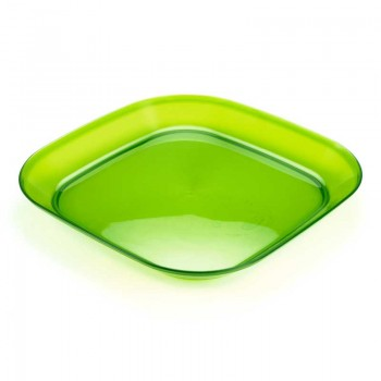 GSI Outdoors Infinity Plate Square Green 23cm