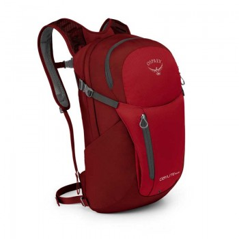 Osprey Daylite Plus 20L Travel Pack Real Red