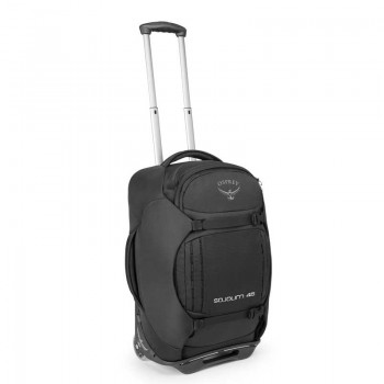 "Osprey Sojourn 45L/22"" Wheeled Bag Flash Black"