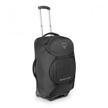 """Osprey Sojourn 60L/25"""" Wheeled Bag Flash Black"""