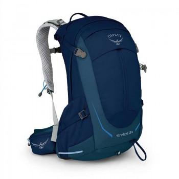 Osprey Stratos 24L Hiking Backpack Eclipse Blue