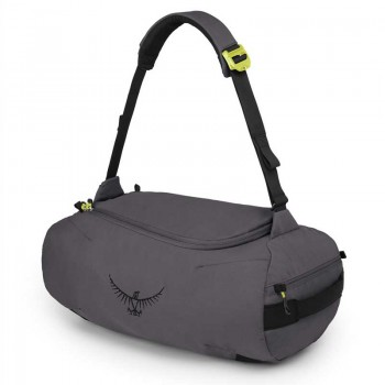 Osprey Trillium 65L Duffel Bag Granite Grey