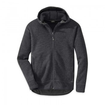 Outdoor Research Men's Exit Hoody Jacket - Grey