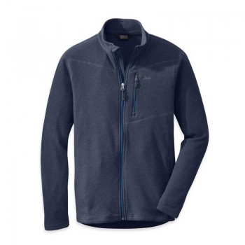 Outdoor Research Men's Soleil Pullover Jacket - Night
