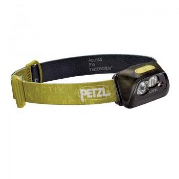 Petzl Actik Headlamp Green