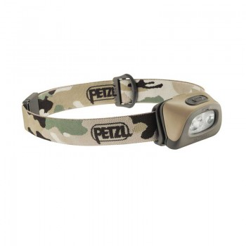 Petzl Tactikka + Headlamp Camouflage