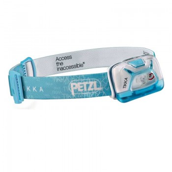 Petzl Tikka Headlamp Blue