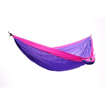 Ticket to the moon Double Hammock Purple/Pink