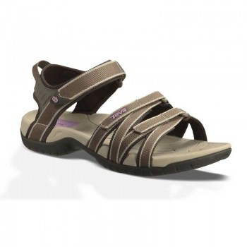 Teva Tirra Women's Sandal - Chocolate Chip